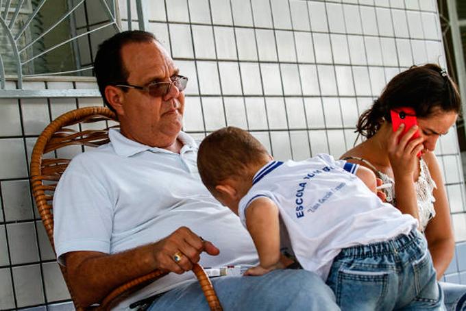 Médico cubano Alex Miranda - Foto: Rafael Martins
