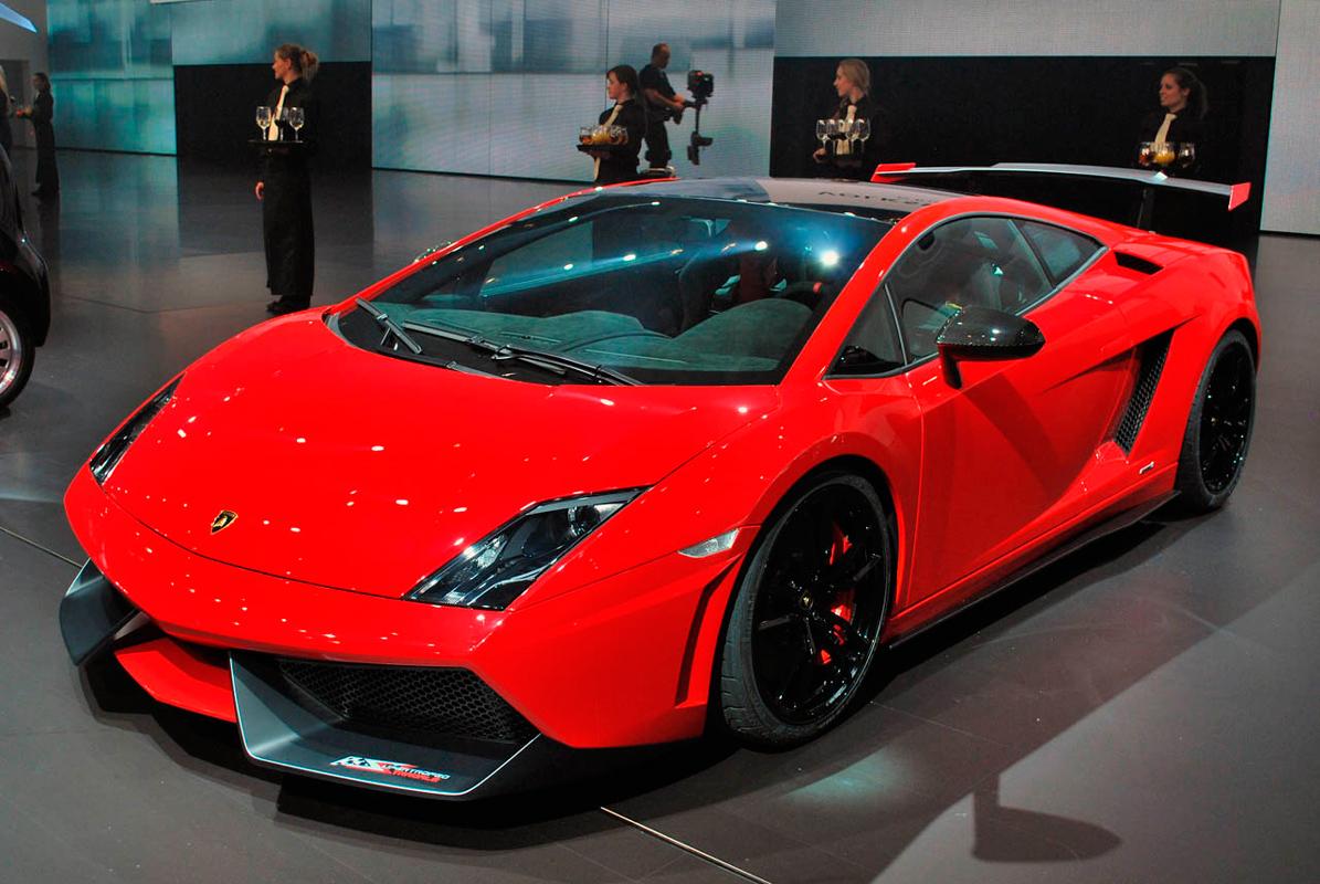 Lamborghini Gallardo Super Trofeo Stradale– Foto: Reprodução