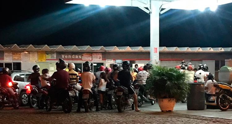 Superlotados e falta de combustível no Pajeú – Foto: Reprodução