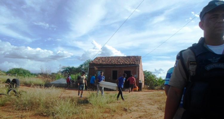 Agricultor é encontrado morto na zona rural de Iguaracy