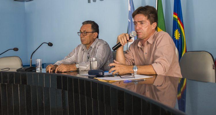 Palestra sobre o BPC em Solidão – Foto: João Santos