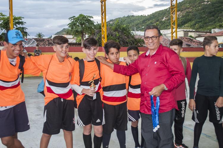 Encerramento dos Jogos Escolares de Solidão – Foto: João Santos/ S1 Notícias