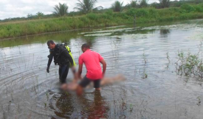 Weslley Franklin, de 25 anos, morreu afogado na zona rural de Iguaracy – Foto: Rperodução