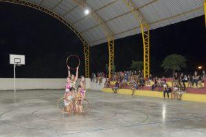 Abertura da 2ª edição dos Jogos Escolares em Solidão – Foto: João Santos/ S1 Notícias