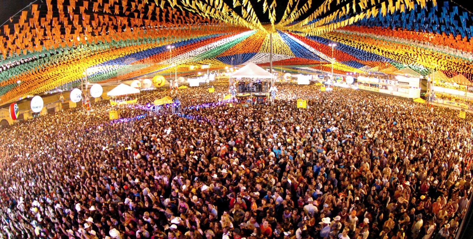 Festa Junina de Campina Grande - Foto: Reprodução/Temporada Livre