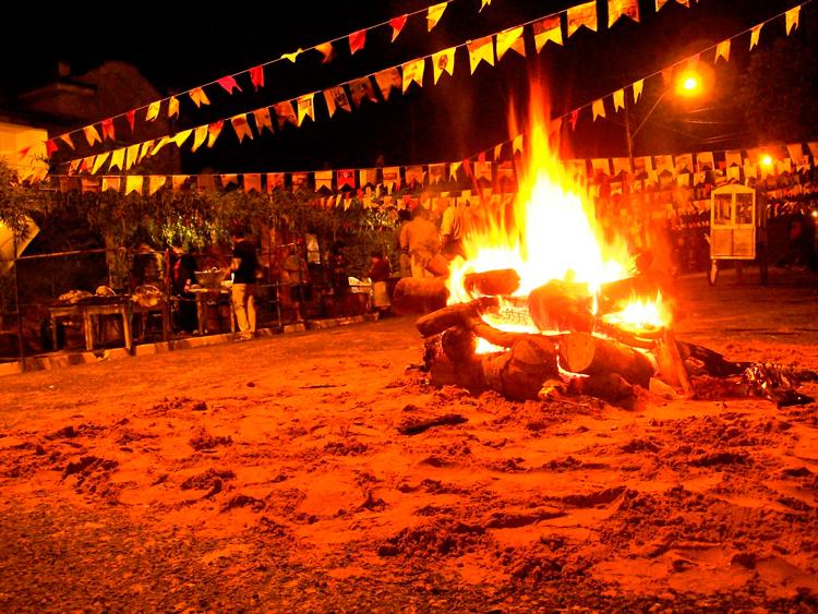 Festa Junina - Foto: Reprodução/Curta Mais