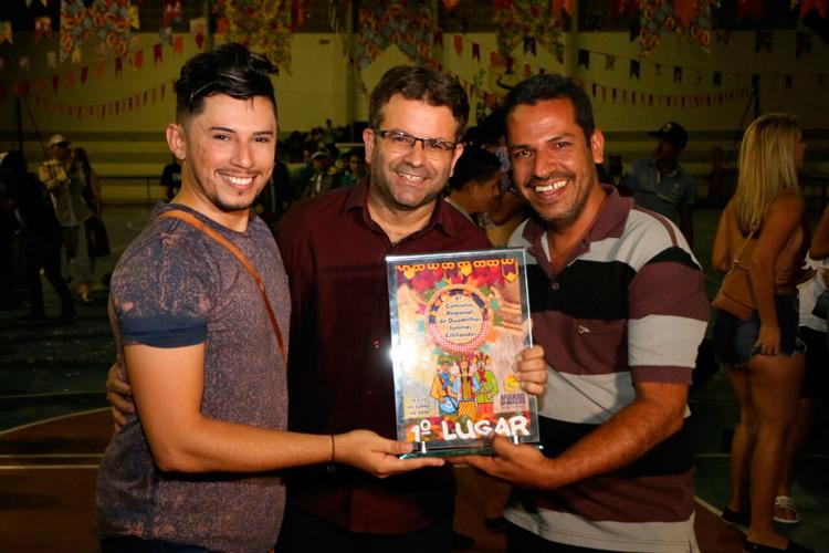 Fogueirarte é a grande vencedora do 6° Festival Regional de Quadrilhas de Afogados – Foto: Reprodução