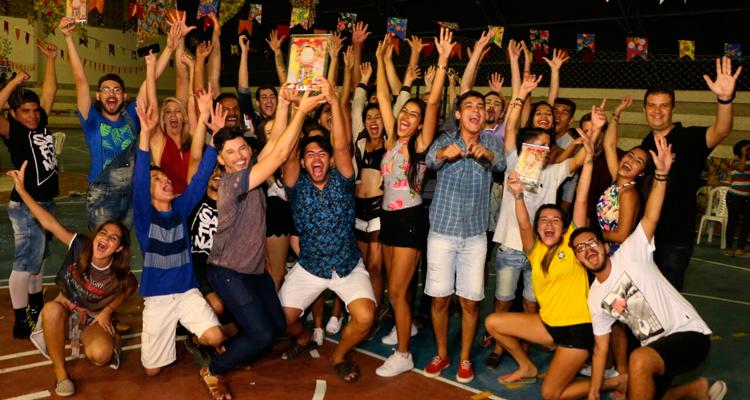 Fogueirarte é grande vencedora do 6° Festival Regional de Quadrilhas de Ingazeira – Foto: Reprodução