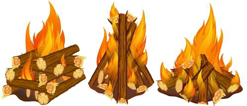 Os 3 tipos de fogueiras juninas – Foto: Reprodução/Macarani Urgente