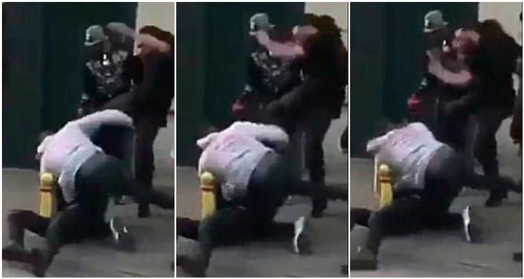 Jovens flagrados brigando em Solidão - Imagem Ilustrativa - Foto: Reprodução