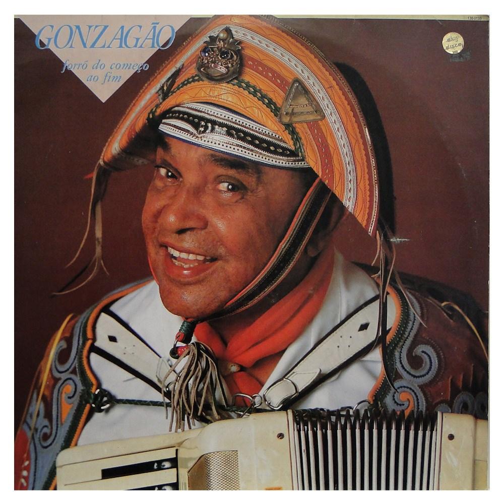 Luiz Gonzaga – Foto: Reprodução/Vinil Records
