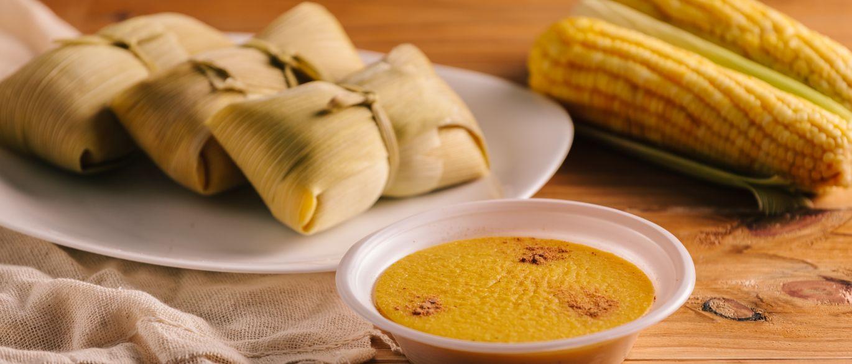 Milho a base das comidas da Festa - Foto: Reprodução/Nova Mais