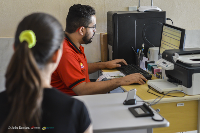 Carteiras de Trabalho digitais são emitidas gratuitamente pela Prefeitura de Solidão
