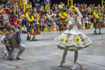 1º Festival de Quadrilhas Estilizadas de Solidão – Foto: João Santos/ S1 Notícias