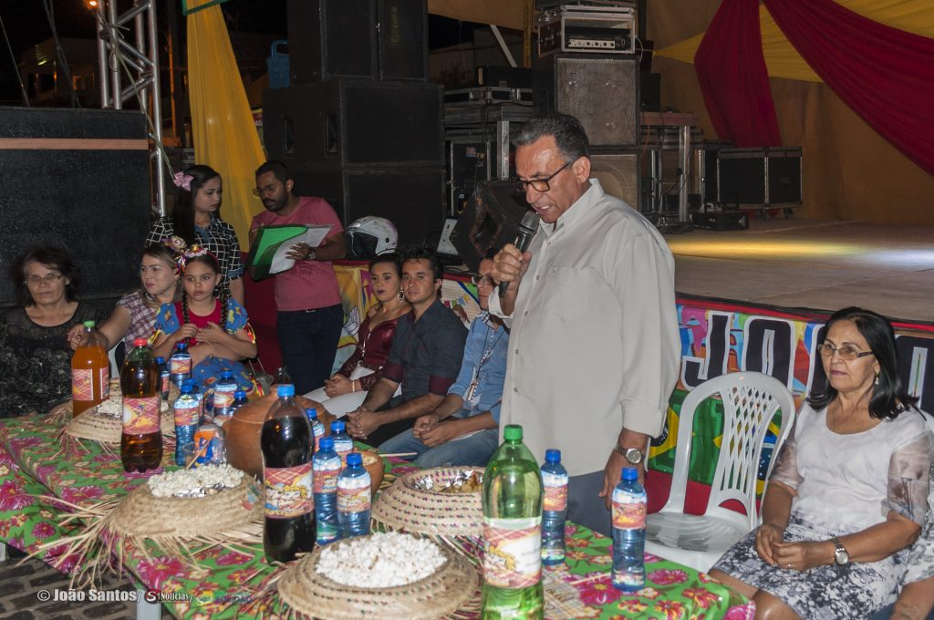 Prefeito Djalma Alves deu total apoio ao evento