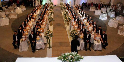 Casamento coletivo - Foto: Diarinho
