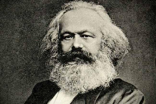 Marx – Foto: Reprodução