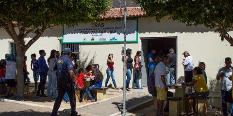 Inauguração do novo prédio do CRAS de Solidão - Foto: João Santos