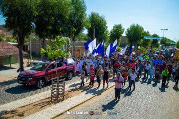 Missa da 48ª Festa dos Romeiros de Solidão