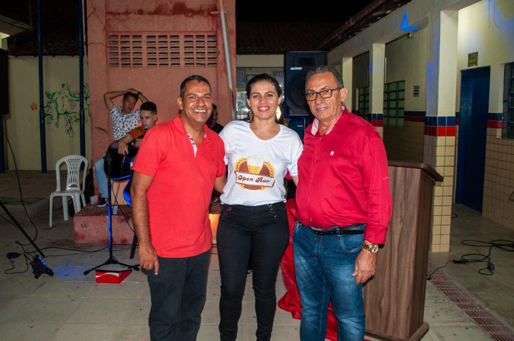 Dia do professor em Solidão – Foto: João Santos