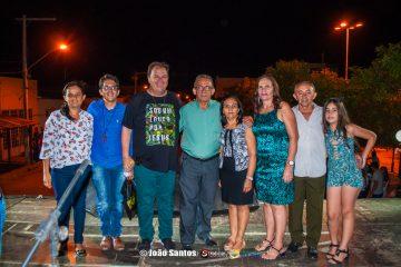 Primeira noite de shows da 48ª Festa dos Romeiros de Solidão