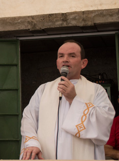 Padre Genildo – Foto/JoãoSantos/S1Noticias