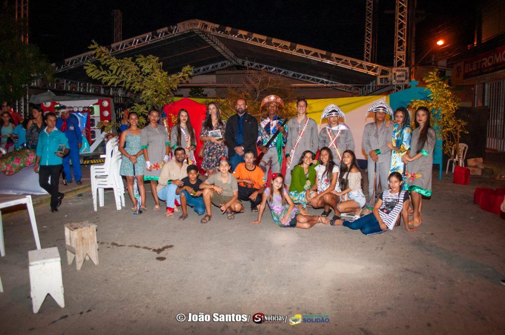 Grupo de Xaxado apresenta nova peça na 48ª Festa dos Romeiros dos Solidão