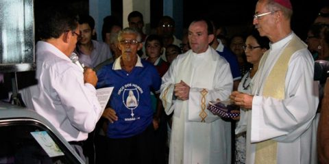 Estado de saúde do Padre Genildo Herculano é dado clinicamente irreversível