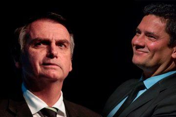 Sérgio Moro é o novo Ministério da Justiça do governo de Bolsonaro – Foto: Reprodução/ S1 Notícias