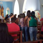Missa e hasteamento da bandeira em comemoração aos 55 anos de Solidão - Foto/DenaSantos