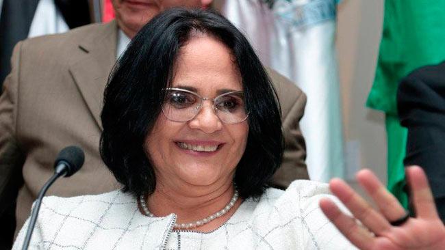 Damares Alves, parte de uma construção social – Foto/Reprodução