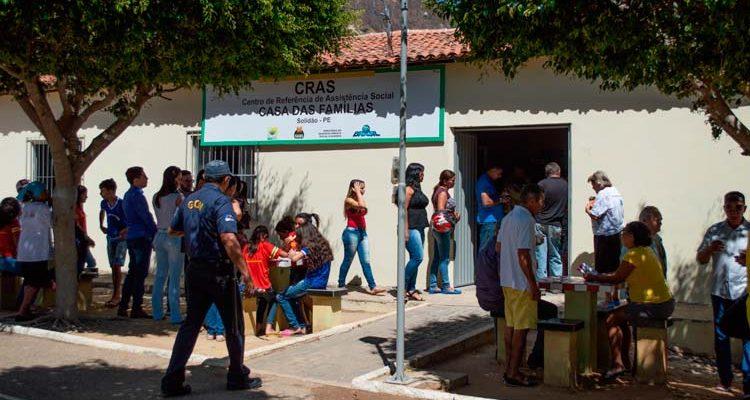 CRAS de Solidão realiza recadastramento do serviço de convivência