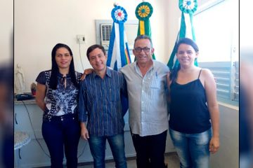 Prefeitura de Solidão fecha parceria com a UNIP –Foto/Reprodução/Blogivonaldofilho