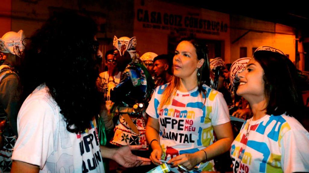 Quarta operação do UFPE no meu Quintal em Solidão-PE – Foto / Victória Cardoso