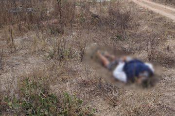 Populares informaram que a vítima antes de ser socorrida falou que tinha sido espancado por 2 indivíduos – Foto /Ilustração /Reprodução