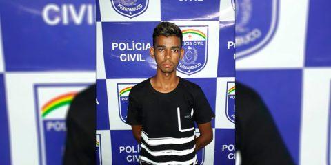 Polícia prende homem acusado de estuprar adolescente de 13 anos em Solidão