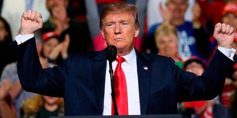 Trump ameaça enviar 5 mil militares para resolver crise na Venezuela