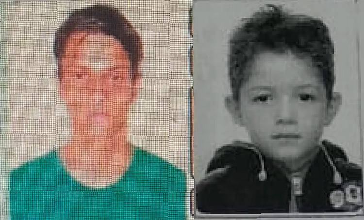 Luiz Henrique de Castro (esquerda) e Guilherme Taucci Monteiro (direita), assassinos de Suzano — Foto: Arquivo pessoal
