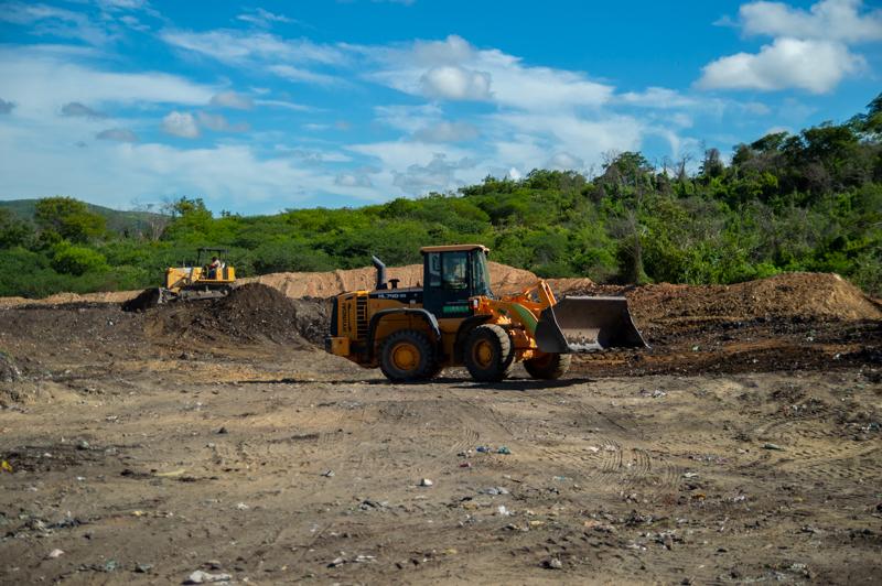 Erradicação do lixão em Solidão – Fotos: João Santos/S1 Noticias