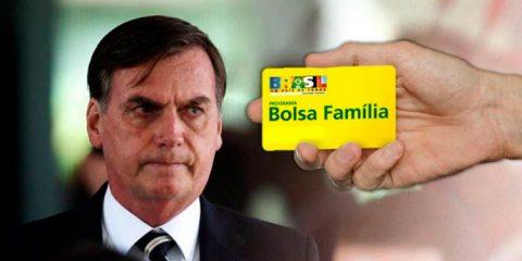 Bolsonaro deve ir ao Nordeste 'levar' o 13º do Bolsa Família