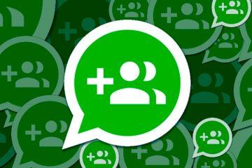 WhatsApp muda e usuário será questionado se deseja entrar em grupo