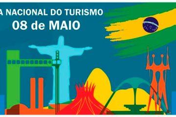 08 de maio - Dia Nacional do Turismo