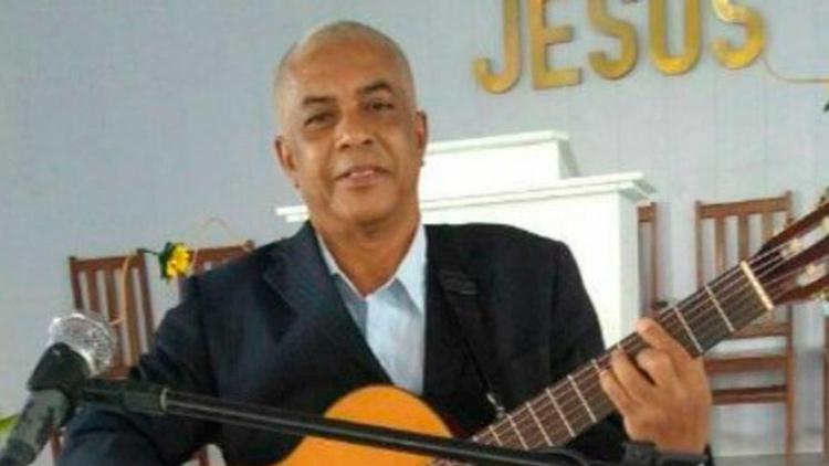 Paulo Germano da Silva (foto), de 58 anos, foi morto pelo pastor José Carlos da Silva- Reprodução / Rádio Jornal