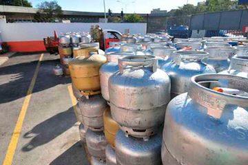 Petrobras eleva o preço do botijão de gás em 3,4% a partir do domingo