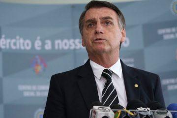Planalto confirma vinda de Bolsonaro para Pernambuco no fim de maio