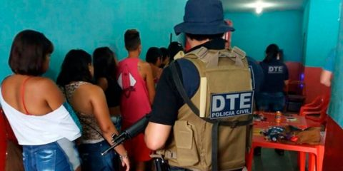 Polícia fecha casa de prostituição é fechada em Afogados da Ingazeira