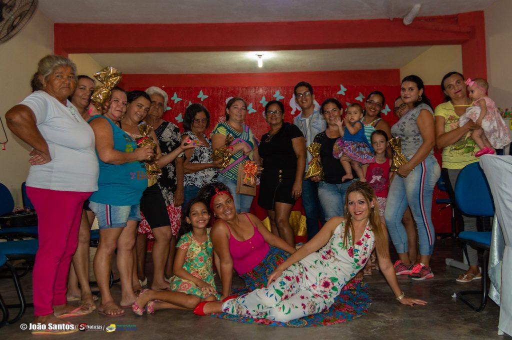 Secretaria de Cultura de Solidão promove o Dia das Mães – João Santos/ S1 Notícias