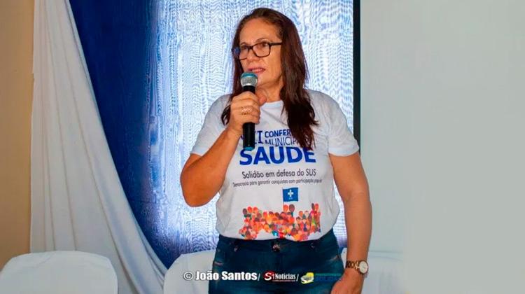 Secretária Damiana Alves- Foto/JoãoSantos/S1Noticias