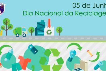 05 de junho- Dia Mundial da Reciclagem