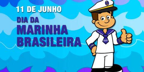 11 de junho - Dia da Marinha Brasileira